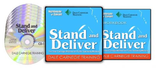 Stand and Deliver: The Dale Carnegie Method for Public Speaking Mastery